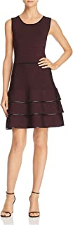 Parker Women's Sondra Sleeveless Fit to Flare Knit Dress
