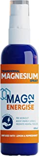 MAG12 Energise Magnesium Spray with Lemon & Peppermint 100ml