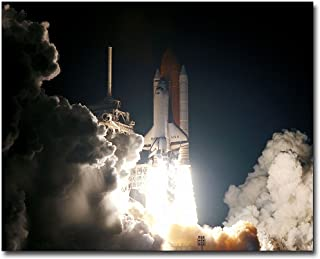 Space Shuttle Columbia STS-93 Launch NASA 11x14 Silver Halide Photo Print