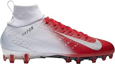 Nike Vapor Untouchable Pro 3 Mens 917165-100 Size 12.5, White/Red