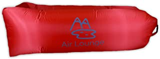 Air Lounge Lightweight Portable Waterproof Inflatable Couch with Carrying Bag