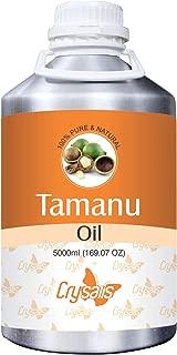 Crysalis Tamanu (Calophyllum Inophyllum) Pure Natural Aromatherapy Therapeutic Uncut Undiluted Carrier Oil 5000ml