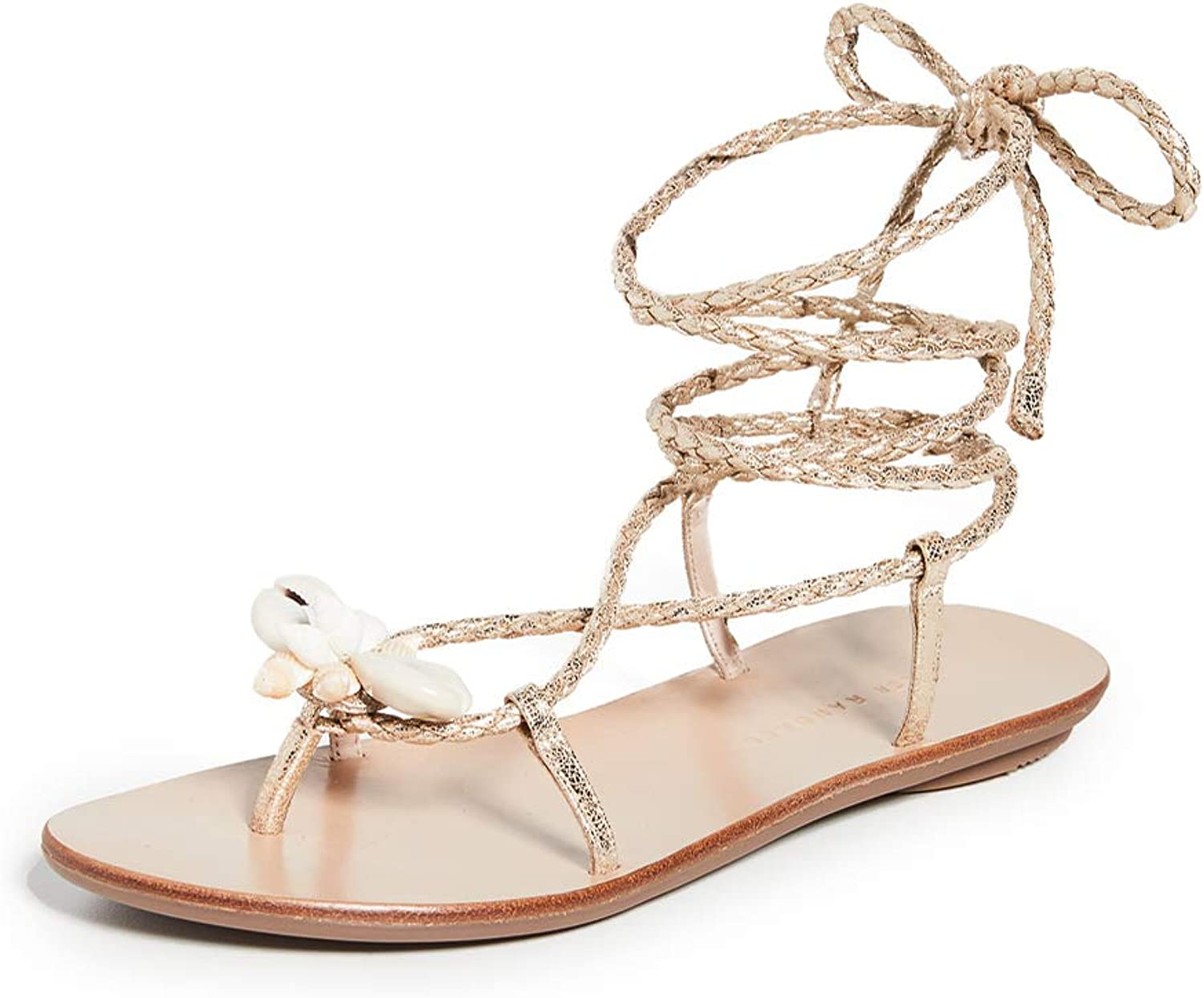 Max 83% OFF Loeffler All stores are sold Randall Women's Sandal Shelly Wrap