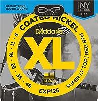 D'Addario/ダダリオ EXP125×2セット EXPコーティングエレキ弦[09-46]