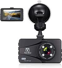 【Zinc Alloy Shell】 Dash Cam Dashboard Camera Recorder- 3