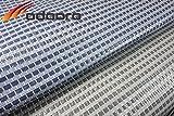 Zeltteppich ´´´odooro DURATEX 3,0m x 6m anthrazit-grau *** 500 g/m² Outdoor Teppich Vorzelt Teppich Garten Spieldecke