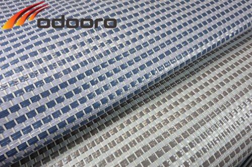 Schlauchland Zeltteppich ´´´odooro DURATEX 3,0m x 4m anthrazit-grau *** 500 g/m² Outdoor Teppich Vorzelt Teppich Garten Spieldecke