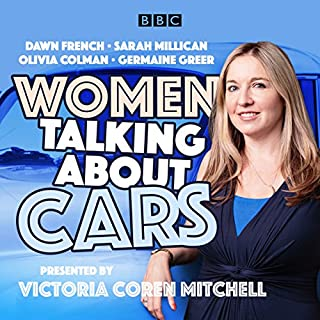 Women Talking About Cars audiobook cover art
