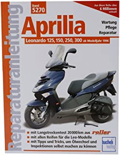 Suchergebnis Auf Für Aprilia Leonardo 125 150 250 300 Auto Motorrad