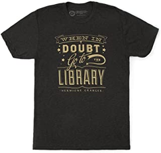 Unisex/Men's Harry Potter Series Book-Themed Tee T-Shirt