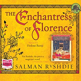 The Enchantress of Florence cover art