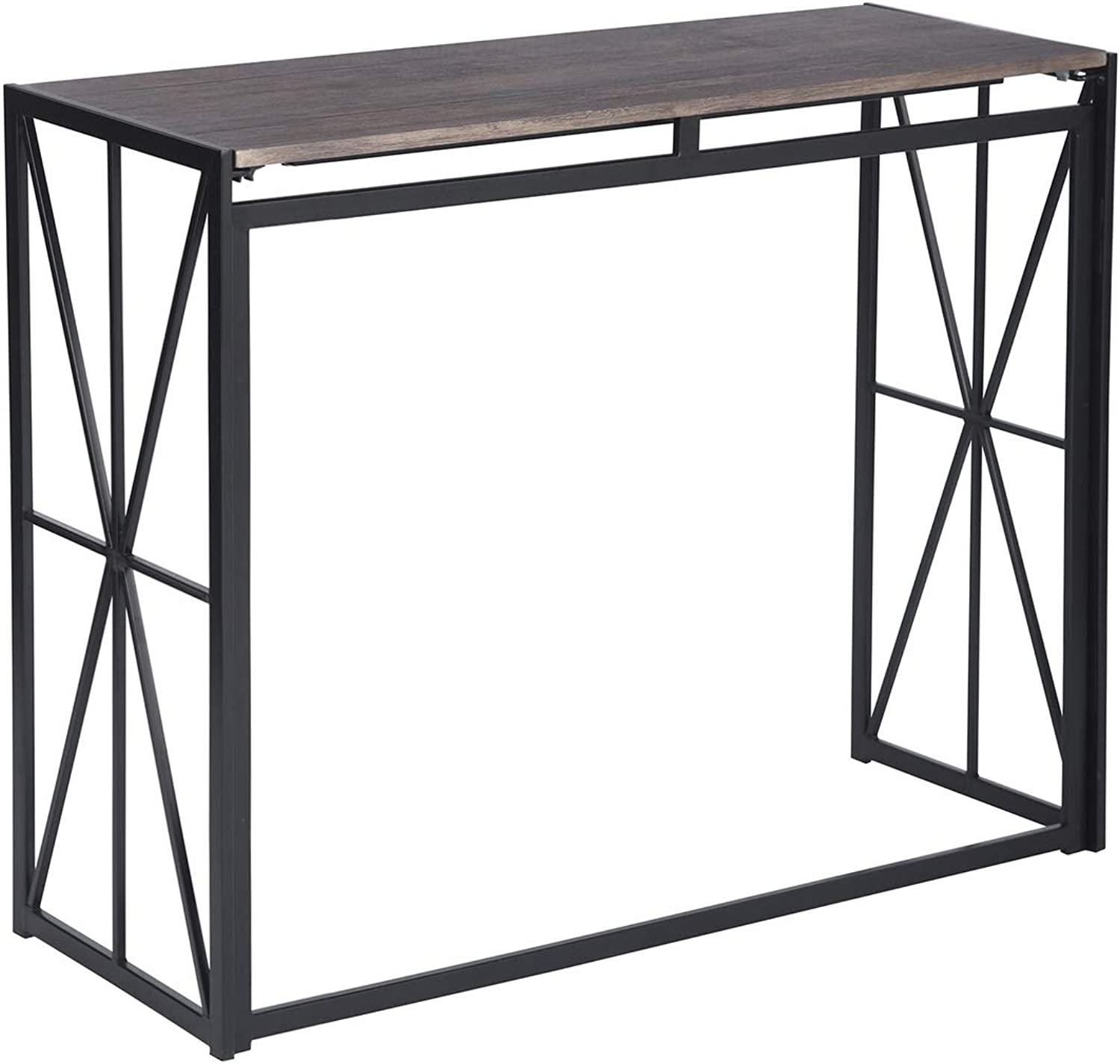 Rectangular Console Table - Metal
