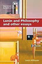 Best louis althusser lenin and philosophy Reviews