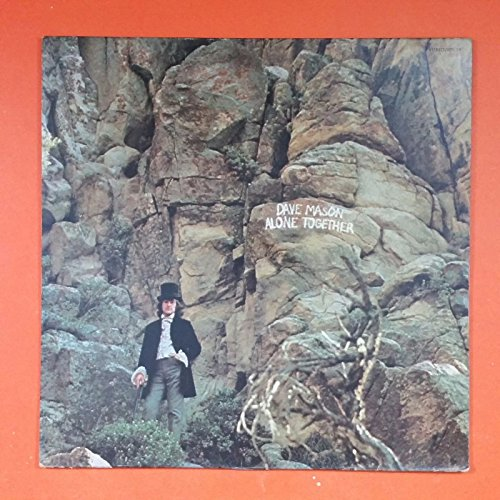 DAVE MASON Alone Together BTS 19 LP Colored Vinyl VG++ Cover VG++ Trifold