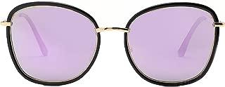 sunglasses female tide Harajuku polarized sunglasses network red star color film glasses 7003