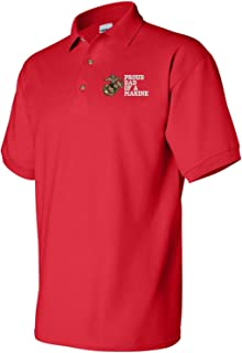 Proud Dad of a Marine U.S. Marine Corps Polo