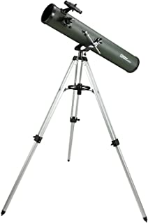 Celestron National Park Foundation PowerSeeker 114AZ Reflector Telescope