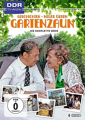 Geschichten & Neues übern Gartenzaun [6 DVDs]