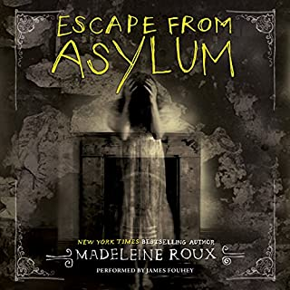 Escape from Asylum audiobook cover art