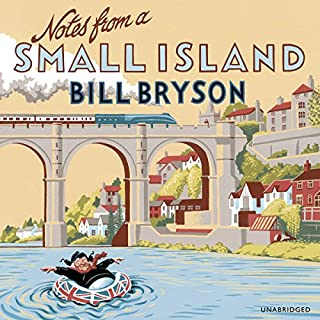 Notes from a Small Island                   Auteur(s):                                                                                                                                 Bill Bryson                               Narrateur(s):                                                                                                                                 Bill Bryson                      Durée: 5 h et 39 min     6 évaluations     Au global 4,3