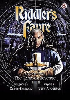 Riddler's Fayre Book 2 - The Game of Revenge by [Steve Carroll]