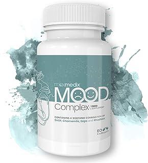 Mood Complex - Suplemento Natural Para Controlar El Estado