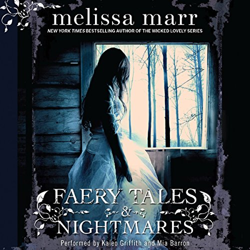 Faery Tales & Nightmares audiobook cover art