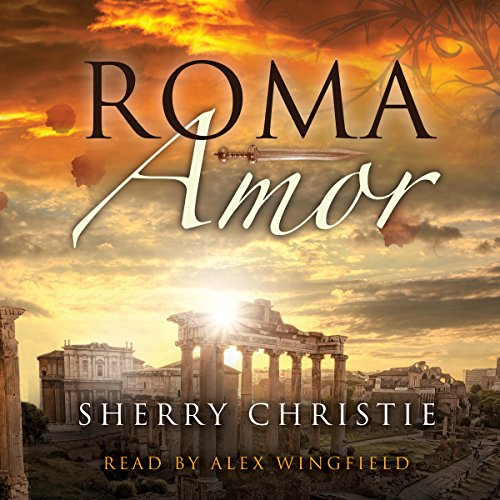 Roma Amor audiobook cover art