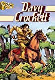 Davy Crocket, Graphic Biography (Saddleback Graphic: Biographies)