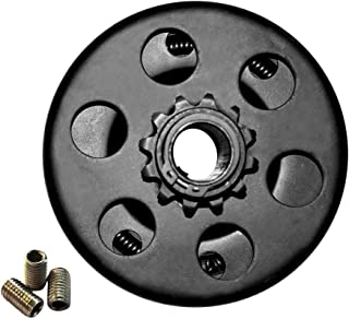Go Kart Clutch, Trkimal Centrifugal Clutch 12 Tooth for Mini Bike Engine Up to 6.5 HP 3/4