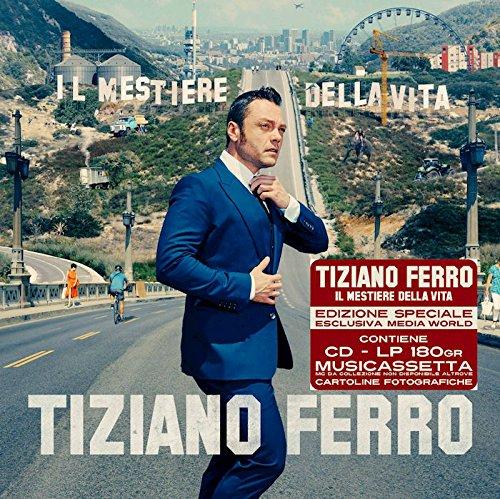 Il Mestiere Della Vita CD + LP + K7 + CARD - LIMITED