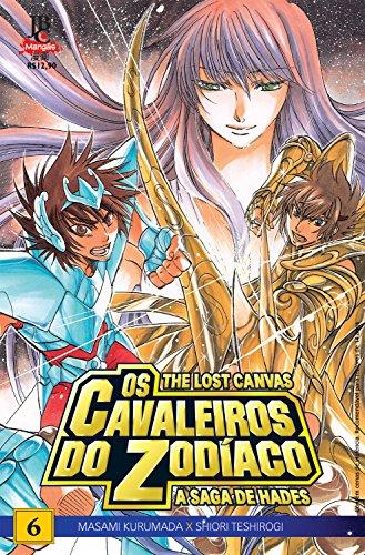 Cavaleiros do Zodíaco (Saint Seiya) - The Lost Canvas: A Saga de Hades - Volume 6