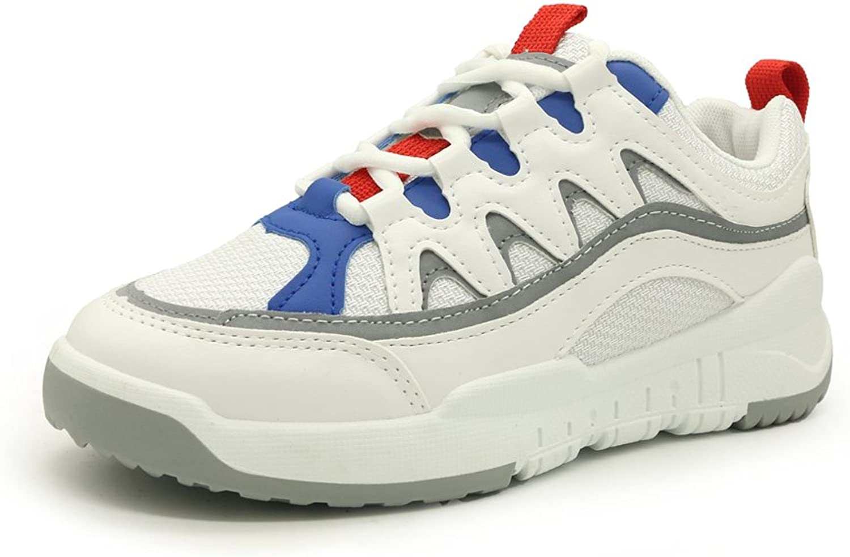 MINIKATA 2018 New Women's shoes White shoes Casual Sports shoes