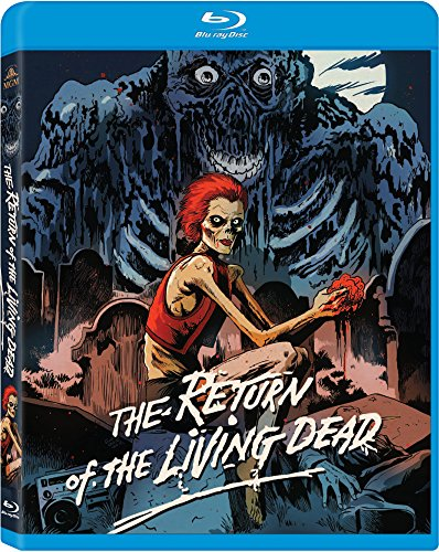 Return of The Living Dead Blu-ray Repackaged