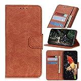 Custodia® Flip Brieftasche Hülle für Alcatel 1s(Muster