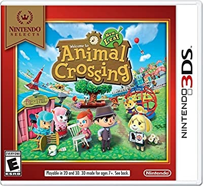 Nintendo Selects: Animal Crossing: New Leaf - Nintendo 3DS by Nintendo