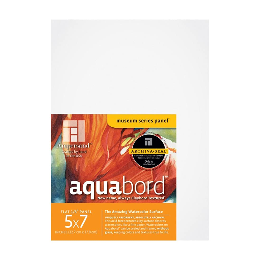Ampersand Aquabord 5 in. x 7 in. pack of 3