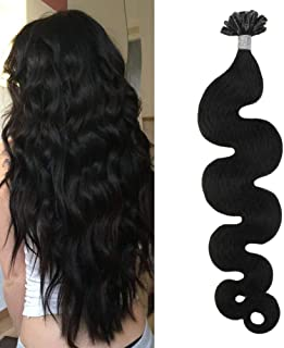 Best wavy fusion hair extensions Reviews