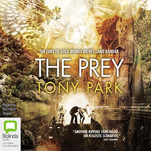 The Prey cover art
