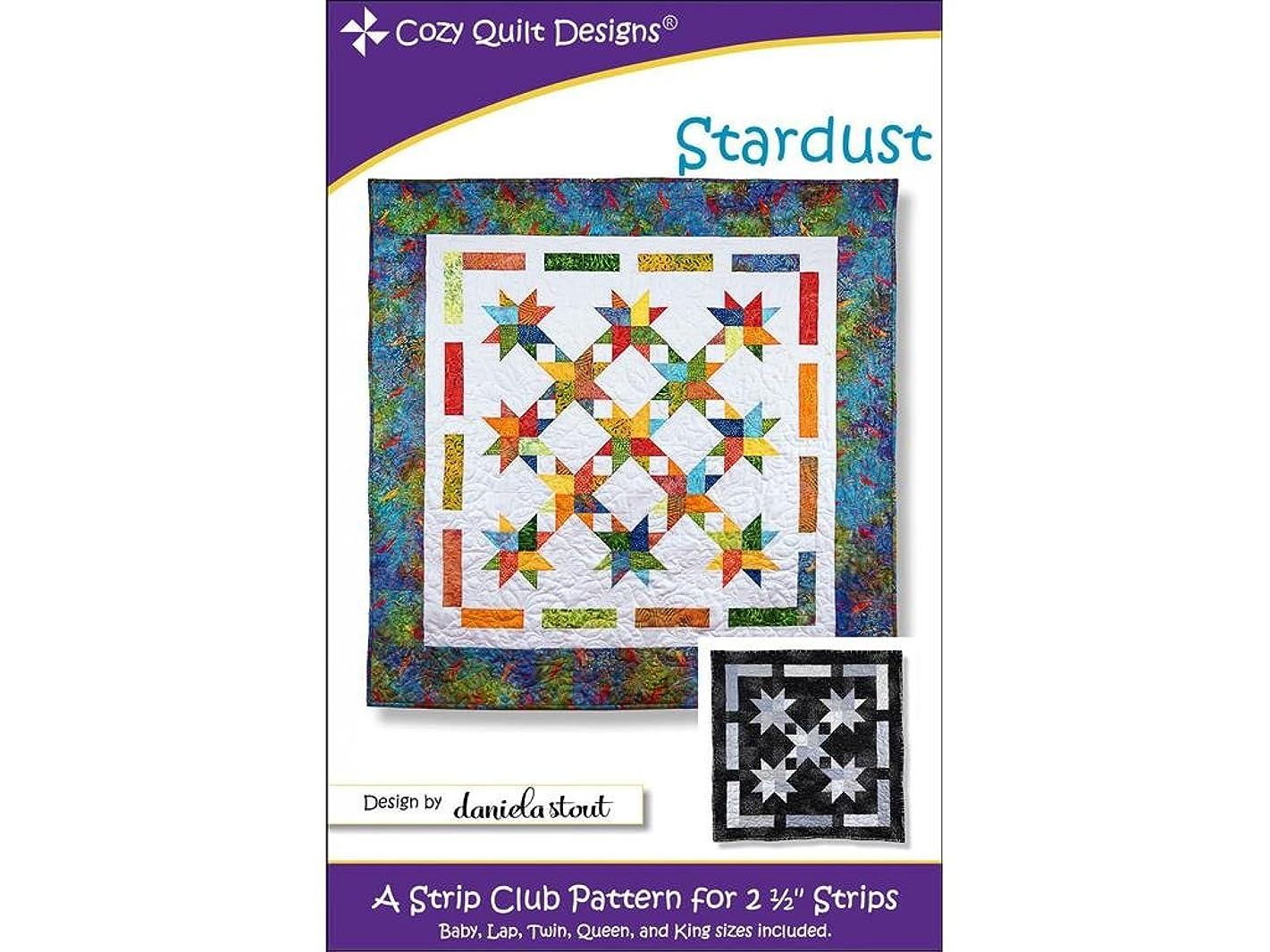Cozy Quilt Designs Stardust Ptrn