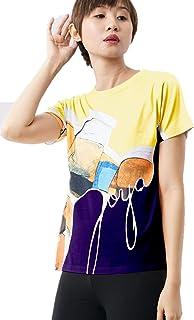 Short Sleeves Top Ladies Tee Round Neckline Regular Fit S, M, L, XL, 2XL