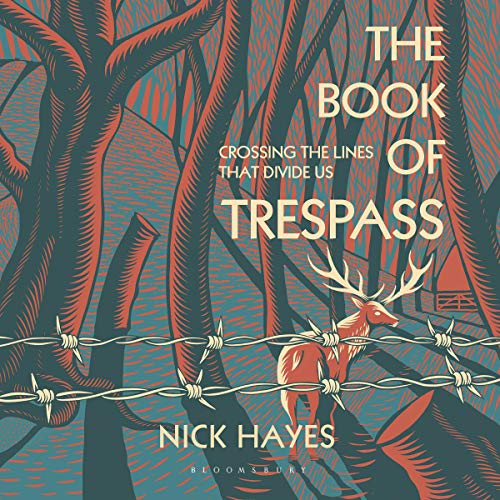 The Book of Trespass cover art