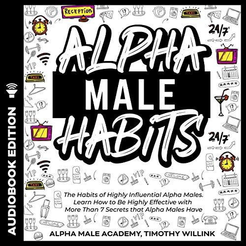 Alpha Male Habits Titelbild