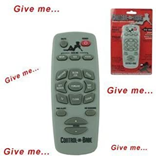 Playmaker Toys Control Your Woman Novelty Talking Remote Control for Adults