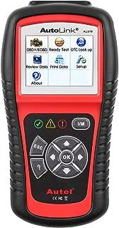 Autel AL519 AutoLink OBD2 Scanner, Code Reader Car Diagnostic Tool with Enhanced Mode 6,Updated Version of AL319