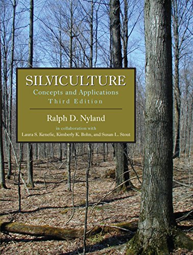 Silviculture: Concepts and Applications (English Edition)