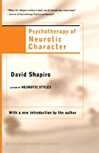 Psychotherapy Of Neurotic Character