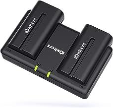 NP-F550 Sony NP-F570 NP-F530 NP-F330 NP-F930 NP-F950 Batteries for CCD-RV100/RV200,SC5,Camera Battery Charger Set Sony TR1/TR11/1100E/12/18/18E/1E/2/200,V3000,HI8/DCM-M1, DCR-SC(3891x2pics,5.5hoursx2)