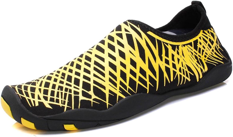 Kanlanlo Mens Womens Water shoes Quick Dry Barefoot Skin Aqua Socks for Swim Diving Surf Yoga
