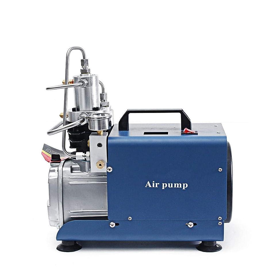 する必要があるファックス同様に高圧ポンプ 220V 30MPA 4500PSIエアコンプレッサーインフレータの高圧力空気ポンプ電動